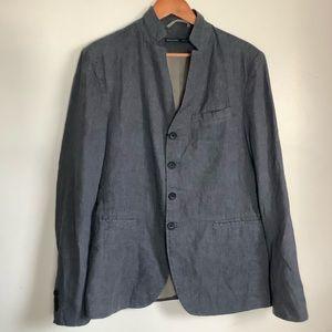 Zara Man NWT button up blazer size 42